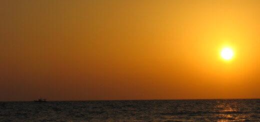 Tunesien Sunset2